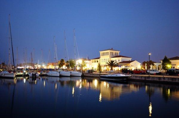Corfu Gouvia Marina
