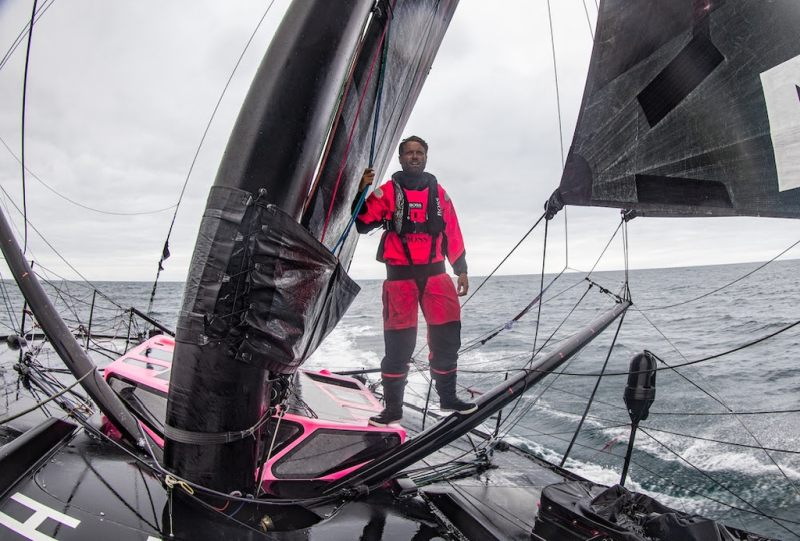 British Sailor Alex Thomson steps down from racing and turns focus to the next generation