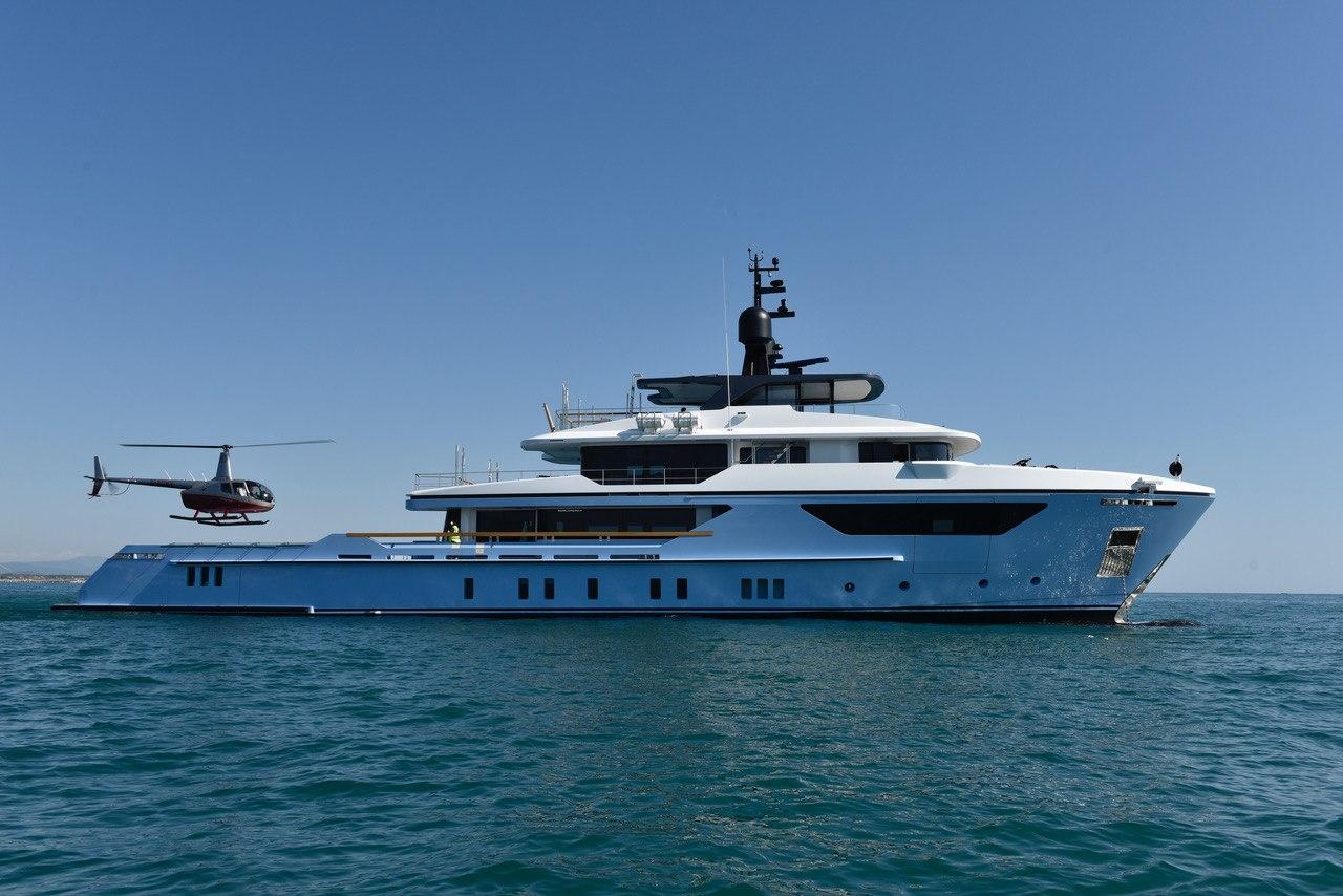 EKKA YACHTS secures order for  a new-build Sanlorenzo 500EXP Superyacht