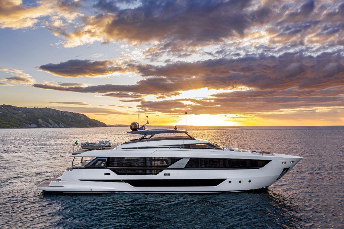 Ferretti Group:  Exclusive Dealership to Okeanis