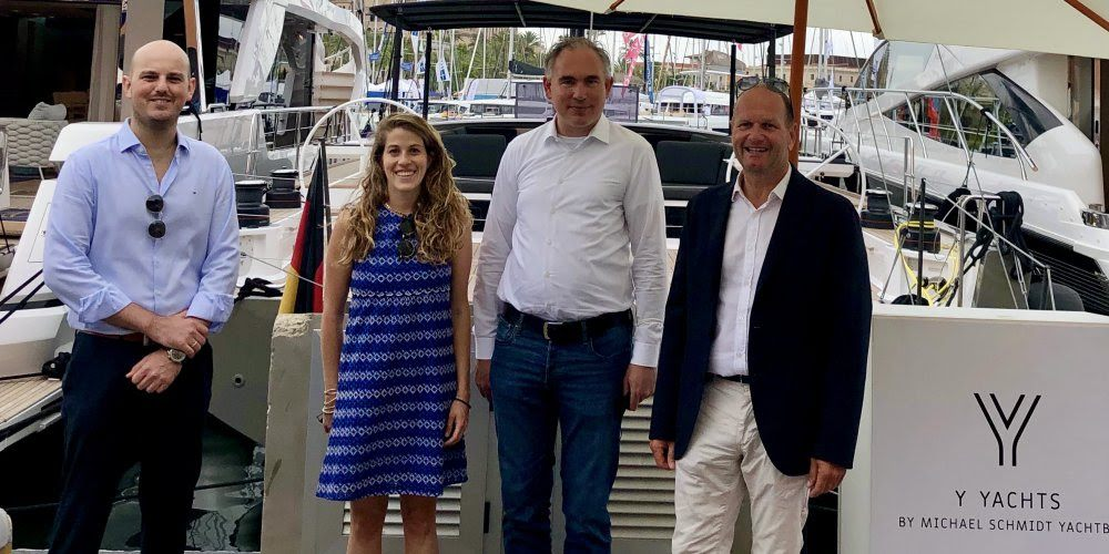 Three Yachts - One World Premiere