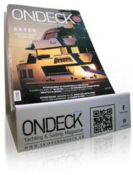 Media Kit | Skipper ONDECK - mini-stand