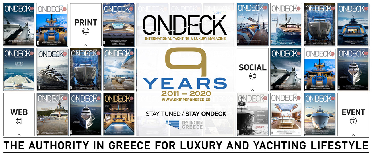 9 years of Skipper ONDECK