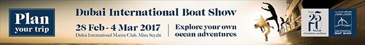 Dubai International Boat Show - Plan your Trip