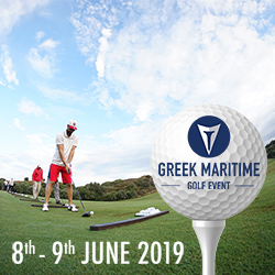 Greek Maritime Golf Event 2019