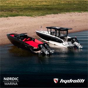 hudrolift - Exclusive Distributor Nordic Marina