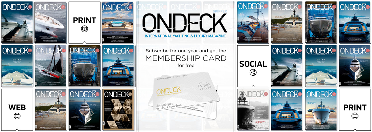 Membership Card | Skipper OnDeck