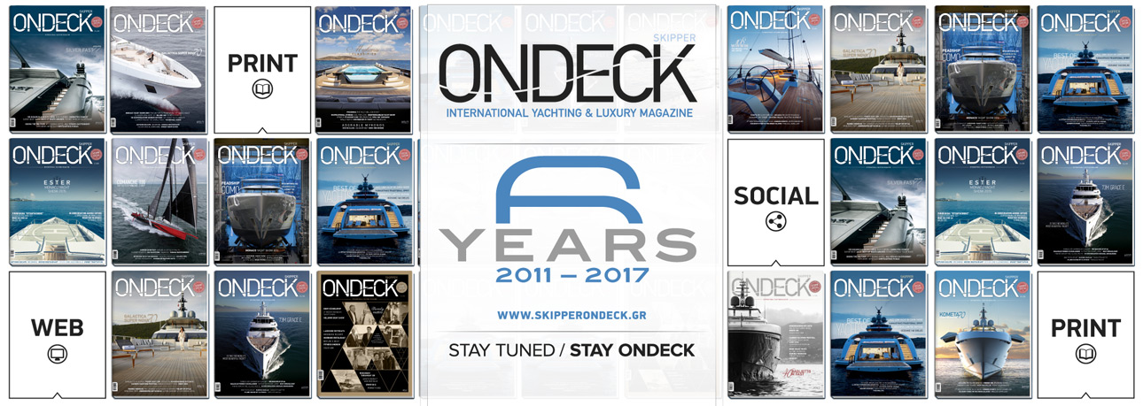 6 years of Skipper ONDECK