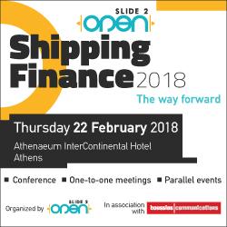 Shipping Finance 2018