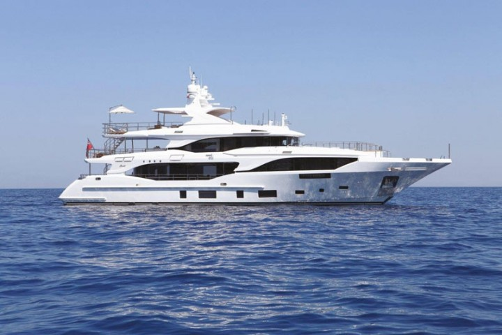Benetti presents the new Mediterraneo 116' OLI | Skipper ONDECK - 30e75873853b9ee441ac3fce725d01ed_w720
