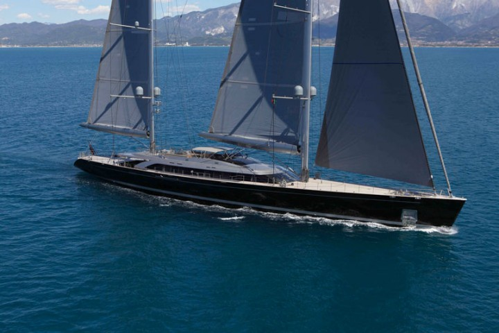 Philippe Briand worked on Sybaris now named best sailing yacht at 2017 World Superyacht Awards | Skipper ONDECK - 44b80fb532ba6e1fd93c3a5c72606326_w720