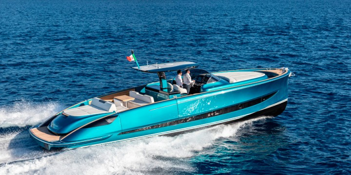 SOLARIS POWER 48 OPEN - BOAT OF THE YEAR 2020
