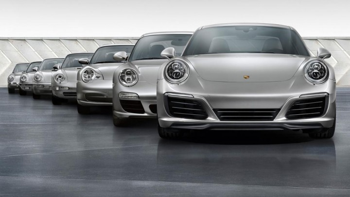 From zero to 1,000,000: Seven generations of the Porsche 911 | Skipper ONDECK - 995d2c808ac316718577894506778faf_w720