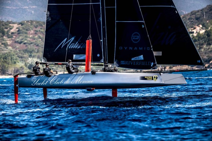 Pierre Casiraghi on starting line of 36th Copa del Rey-Mapfre | Skipper ONDECK - a98d12a5515799d22ade7cc41ace95b0_w720