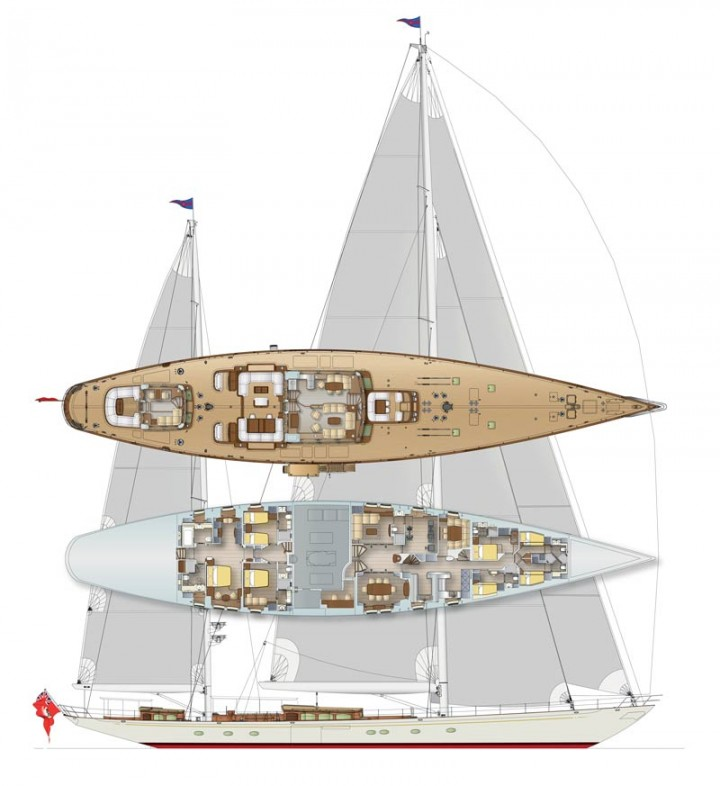 Vitters signs contact for new 50-metre ketch | Skipper ONDECK - ad8651b2b302e8ad6524c8bc38442833_w720