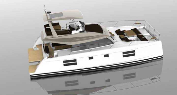 The new Nautitech 47 Power   | Skipper ONDECK - b1b082a6a2c37c9fcf2253522c257193_w720