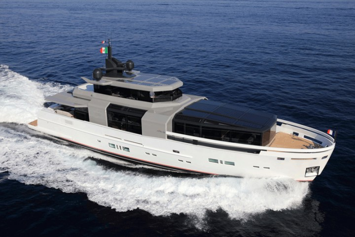Arcadia Yachts reveals all the details of the new A100 superyacht | Skipper ONDECK - de8a3f8df3b2a865cd9fcbb98646f2da_w720