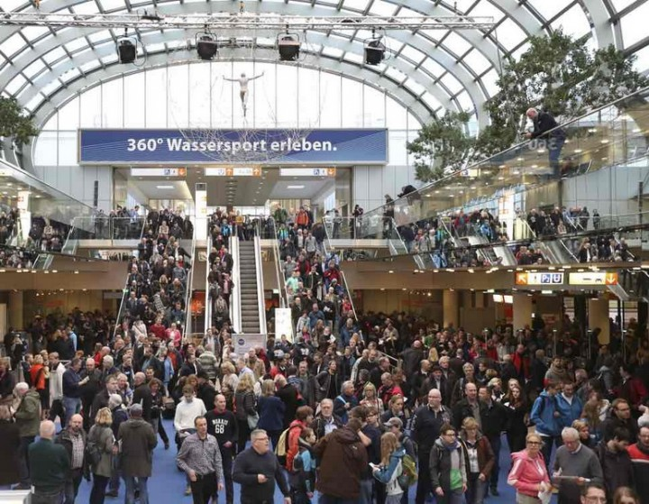 Boot Dusseldorf, the biggest trade fair in the world | Skipper ONDECK - f6b5bf581eee189f9e09de2175cca3ed_w720