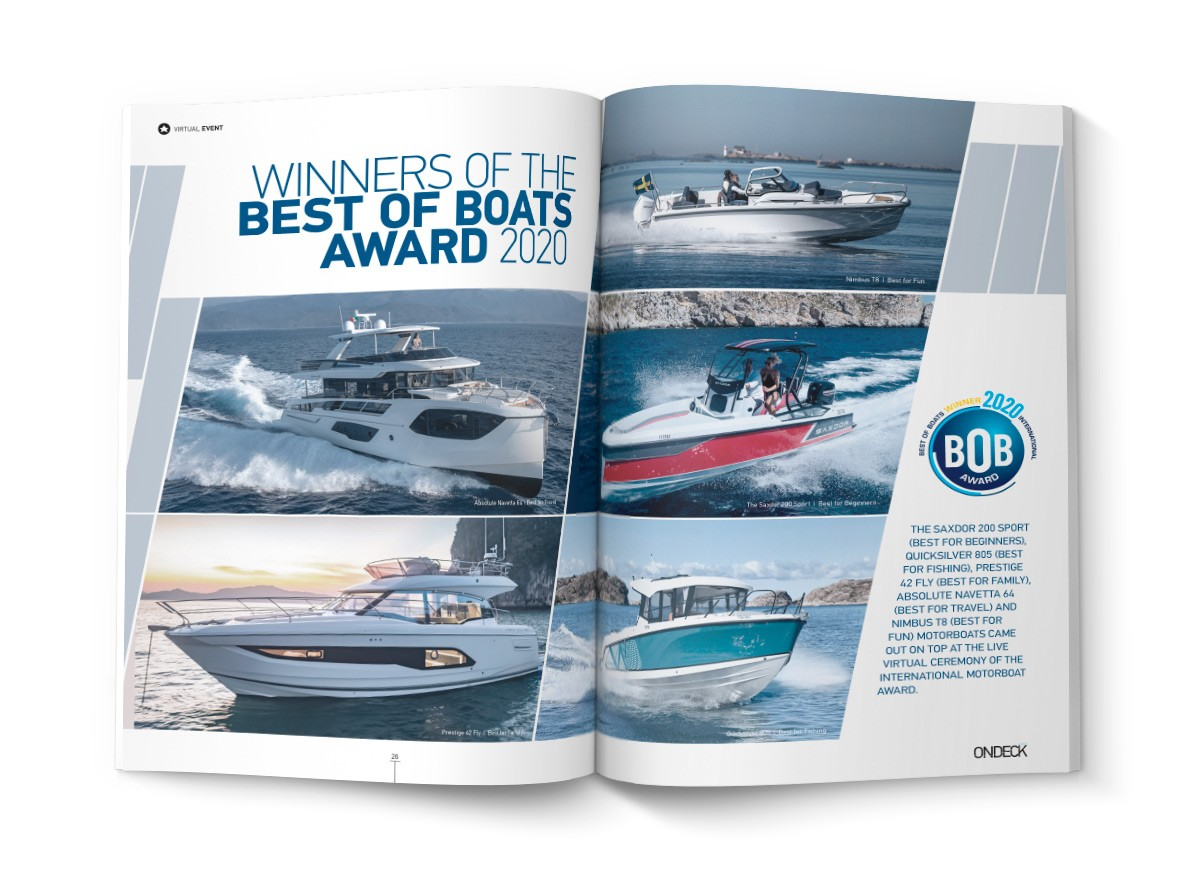 The Best of Boats Award 2020