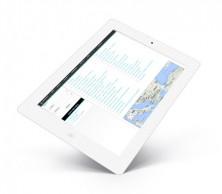 iPad White Angle