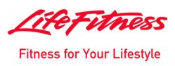 LifeFitness Logo with moto