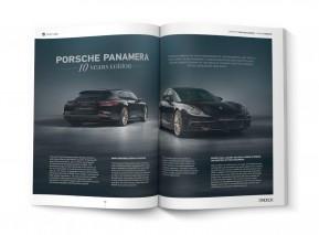 PORSCHE PANAMERA | 10 YEARS