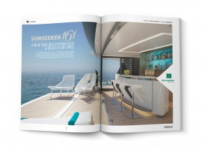 IN PREVIEW | SUNSEEKER 161