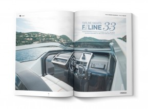 FAIRLINE YACHTS | F//LINE 33