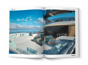 IN PREVIEW   ISA GT45