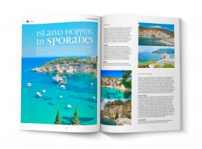 ISLAND HOPPING IN SPORADES