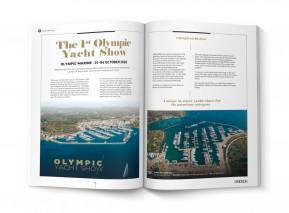OLYMPIC YACHT SHOW / 01-04 OKT 2020