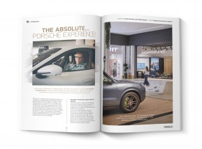 The absolute…Porsche Experience!