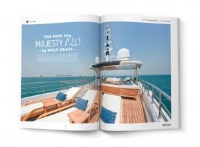 Majesty 120 by Gulf Craft