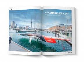 OMEGA | 36th AMERICA'S CUP