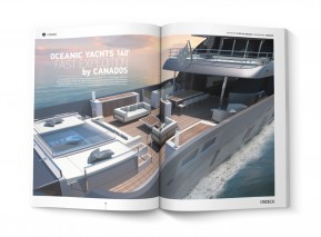 Oceanic Yachts 140' Fast Expedition by Canados