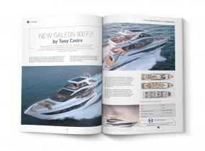 New Galeon 800 Fly