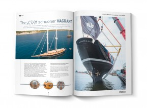 REFIT | The 131ft schooner VAGRANT