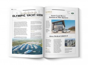 OLYMPIC YACHT SHOW | 1-5 October 2021