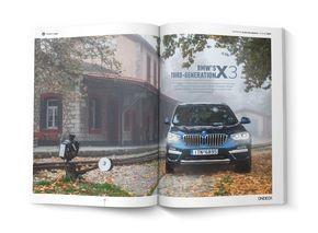 BMW's THIRD-GENERATION X3
