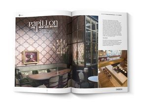PAPILLON, THE NEW-AGE BISTROT