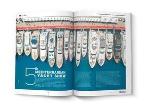 5TH MEDITERRANEAN YACHT SHOW