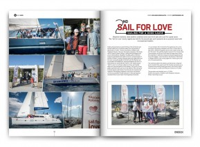 2ND SAIL FOR LOVE