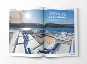 MONDOMARINE M50 M/Y IPANEMA