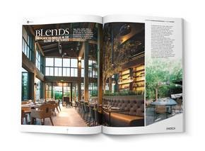BLENDS: THE PLACE TO INDULGE IN THE BLEND OF THE SENSES