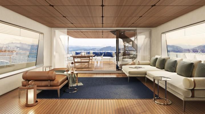 Navetta 30 Interior