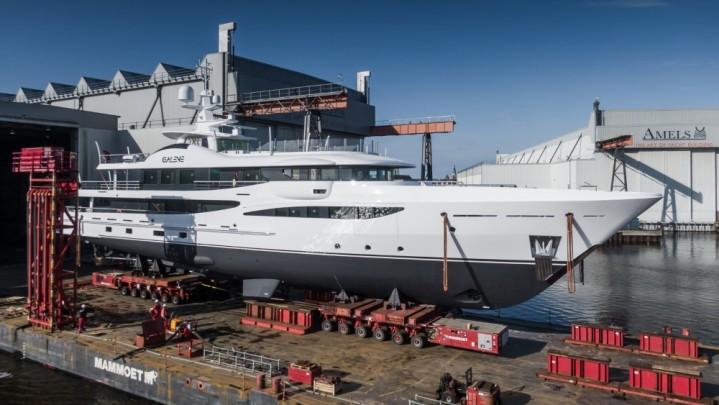 yacht galene launch 1600x900