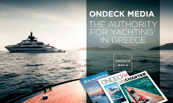 ONDECK MEDIA covers banner