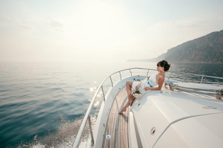 yacht galene