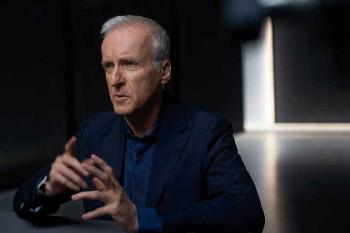 explorer and film director James Cameron