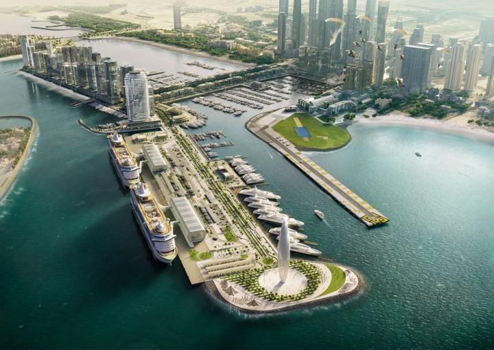 01.Dubai Harbour